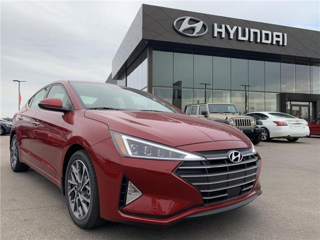 2020 Hyundai Elantra Luxury (Stk: 30060) in Saskatoon - Image 1 of 20