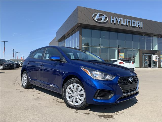 2020 Hyundai Accent Essential w/Comfort Package (Stk: 30185) in Saskatoon - Image 1 of 20