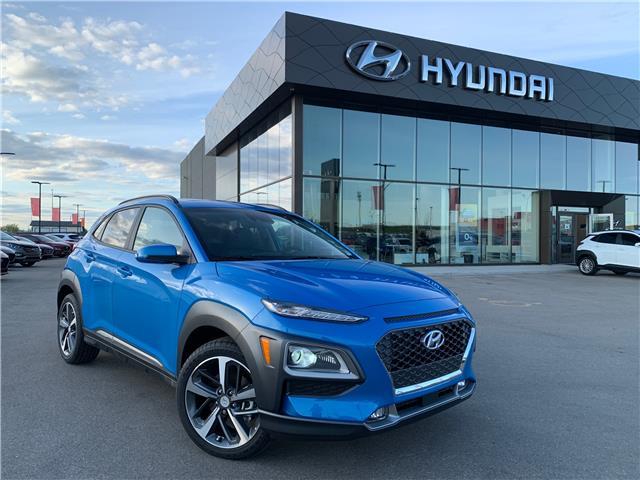 2020 Hyundai Kona 1.6T Ultimate (Stk: 30199) in Saskatoon - Image 1 of 24