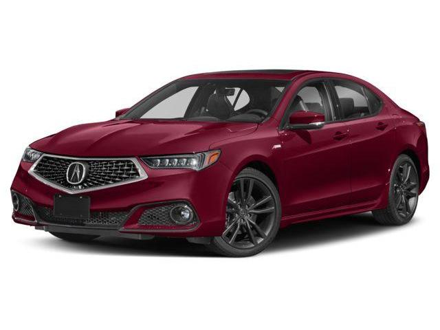 2019 Acura TLX Tech A-Spec (Stk: 49144) in Saskatoon - Image 1 of 9