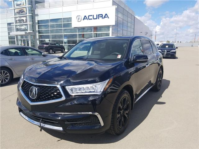 2018 Acura MDX Navigation Package (Stk: A3984) in Saskatoon - Image 1 of 20
