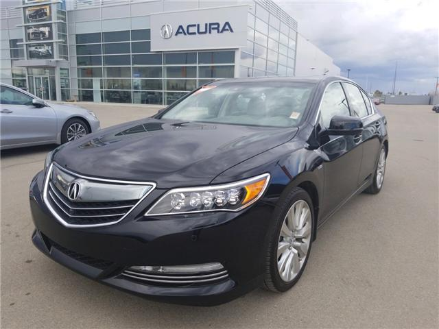 2016 Acura RLX Sport Hybrid Elite Package (Stk: A3850) in Saskatoon - Image 1 of 21