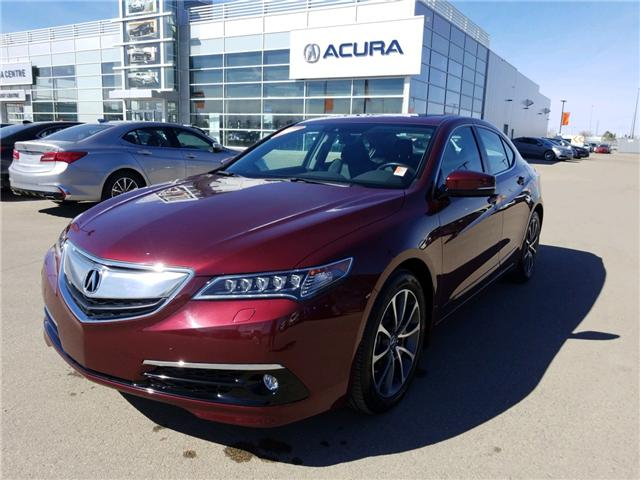 2016 Acura TLX Elite (Stk: A3852) in Saskatoon - Image 1 of 26