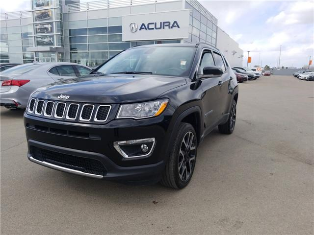 2018 Jeep Compass Limited (Stk: A4005) in Saskatoon - Image 1 of 20
