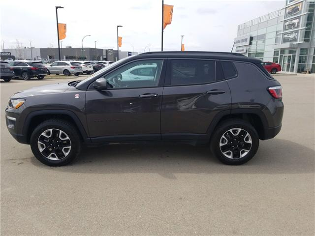 2018 Jeep Compass Trailhawk (Stk: A4006) in Saskatoon - Image 2 of 21