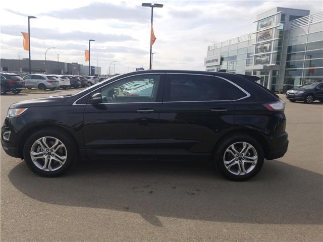 2018 Ford Edge Titanium (Stk: A4001) in Saskatoon - Image 2 of 20