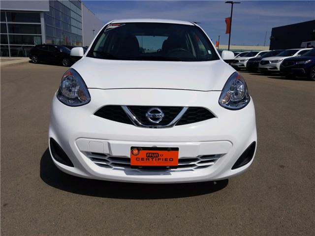 2017 Nissan Micra  (Stk: A3986) in Saskatoon - Image 2 of 20