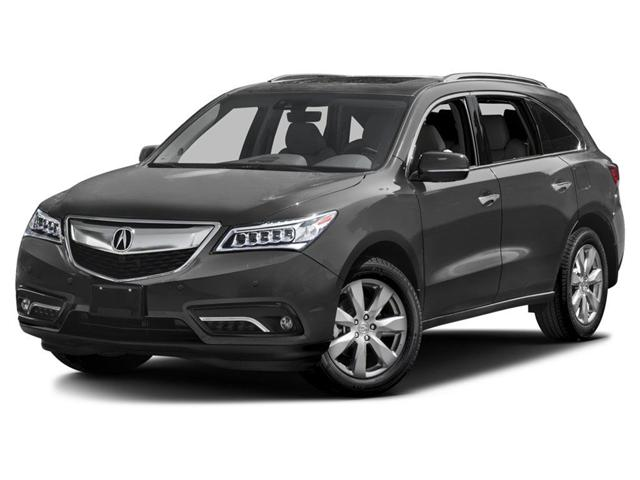 2016 Acura MDX Elite Package (Stk: 49193A) in Saskatoon - Image 1 of 9