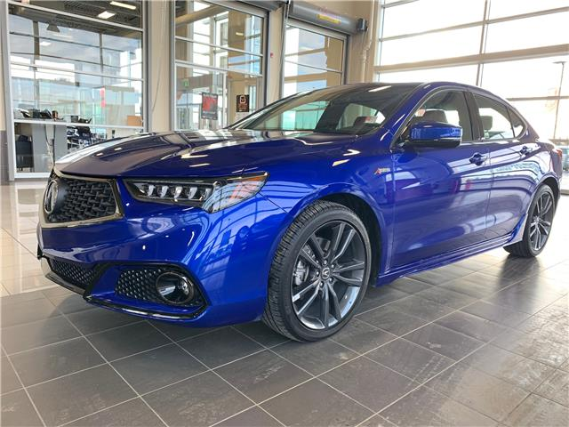 2020 Acura TLX Tech A-Spec w/Red Leather (Stk: 50000) in Saskatoon - Image 1 of 20