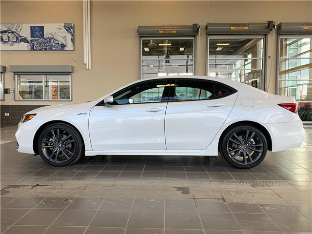 2020 Acura TLX Tech A-Spec w/Red Leather (Stk: 50002) in Saskatoon - Image 2 of 20