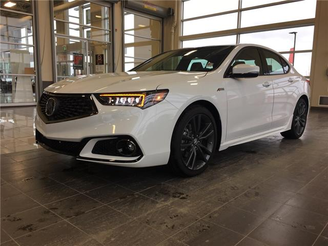 2019 Acura TLX Tech A-Spec (Stk: 49155) in Saskatoon - Image 1 of 20
