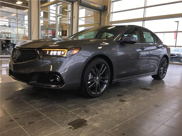 2020 Acura TLX Elite A-Spec w/Red Leather (Stk: 50049) in Saskatoon - Image 1 of 22