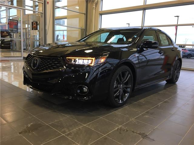 2020 Acura TLX Tech A-Spec (Stk: 50048) in Saskatoon - Image 1 of 20