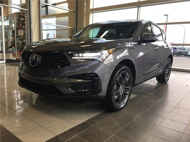 2020 Acura RDX A-Spec (Stk: 50060) in Saskatoon - Image 1 of 20