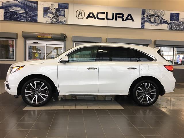 2019 Acura MDX Elite (Stk: 49210) in Saskatoon - Image 2 of 43