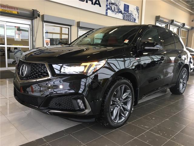 2019 Acura MDX A-Spec (Stk: 49215) in Saskatoon - Image 1 of 21