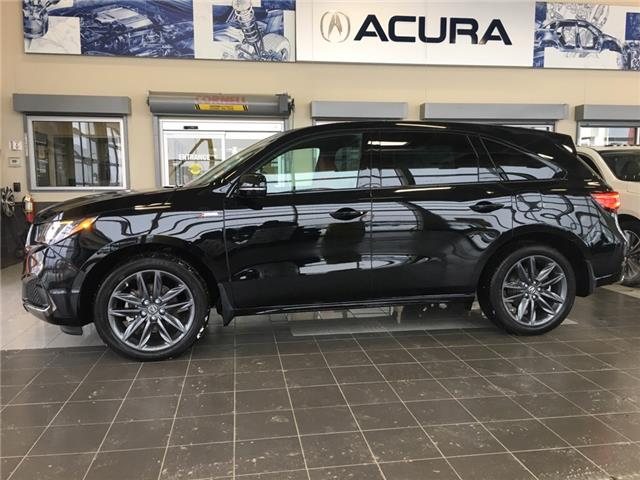 2019 Acura MDX A-Spec (Stk: 49215) in Saskatoon - Image 2 of 21