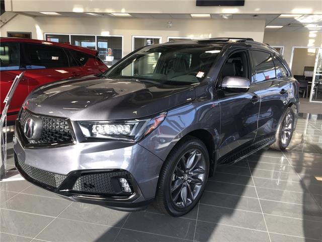 2019 Acura MDX A-Spec (Stk: 49211) in Saskatoon - Image 1 of 16
