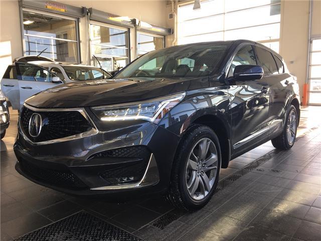2020 Acura RDX Platinum Elite (Stk: 50075) in Saskatoon - Image 1 of 20