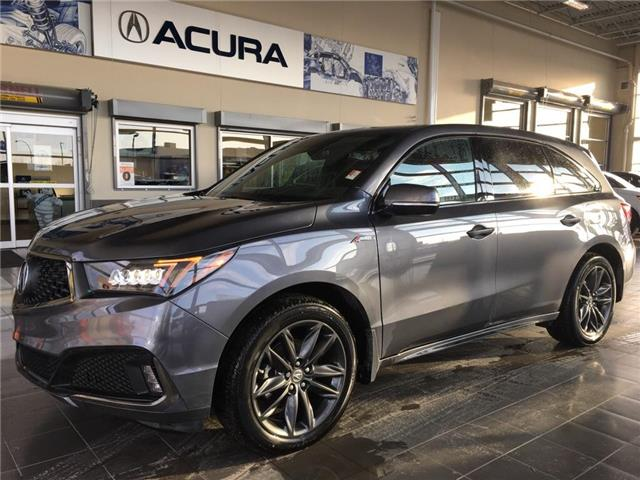2019 Acura MDX A-Spec (Stk: 49102) in Saskatoon - Image 1 of 21
