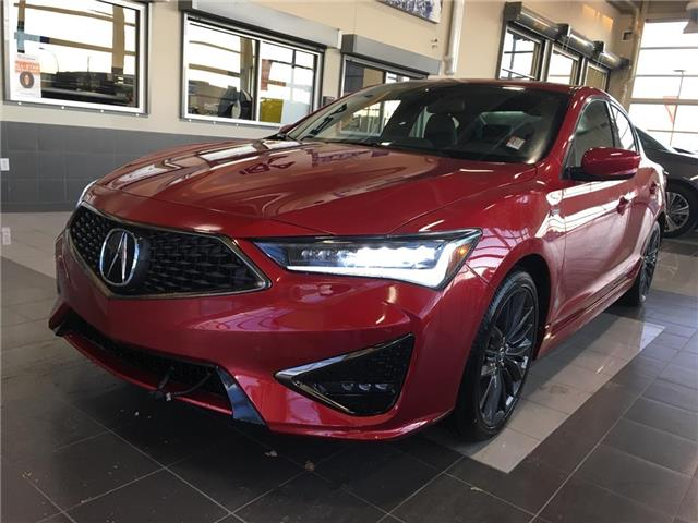 2019 Acura ILX Tech A-Spec (Stk: 49176) in Saskatoon - Image 1 of 18