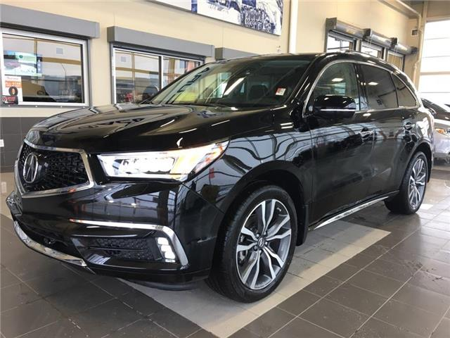 2019 Acura MDX Elite (Stk: 49190) in Saskatoon - Image 1 of 23