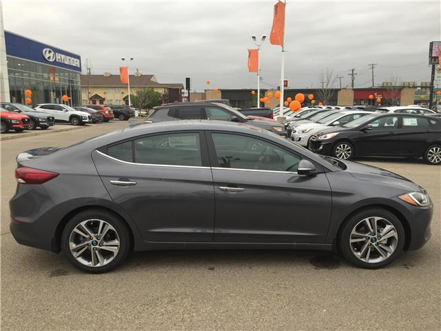 2018 Hyundai Elantra Limited (Stk: 38419) in Saskatoon - Image 2 of 19