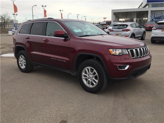 2018 Jeep Grand Cherokee Laredo (Stk: B7261) in Saskatoon - Image 1 of 24