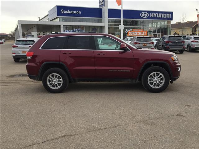 2018 Jeep Grand Cherokee Laredo (Stk: B7261) in Saskatoon - Image 2 of 24