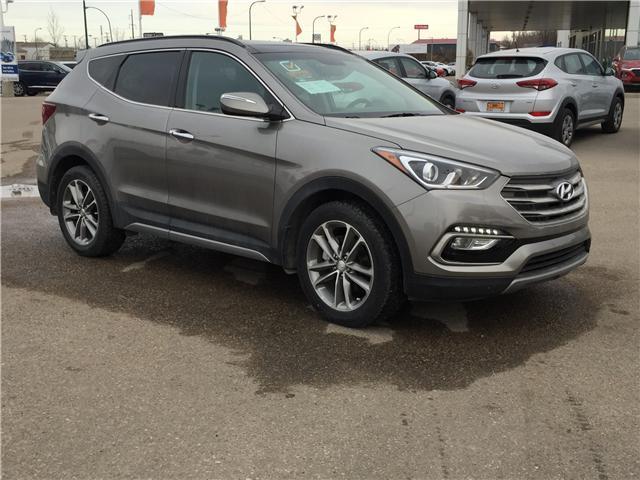 2017 Hyundai Santa Fe Sport 2.4 SE (Stk: B7231) in Saskatoon - Image 1 of 23
