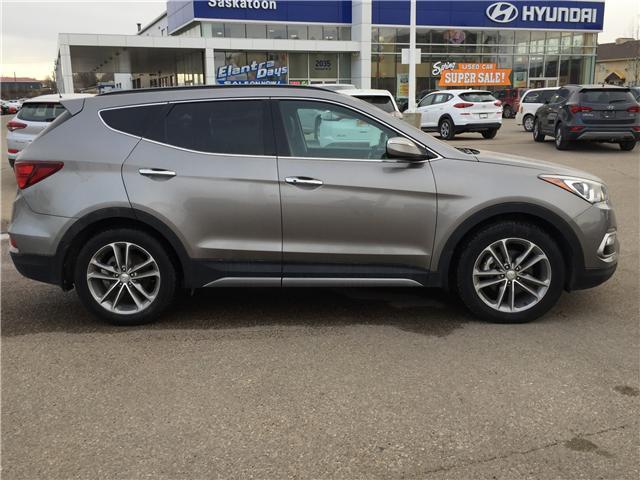 2017 Hyundai Santa Fe Sport 2.0T Limited (Stk: B7257) in Saskatoon - Image 2 of 27