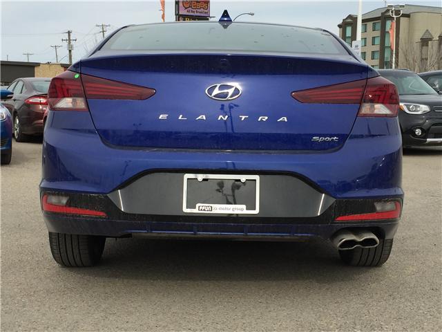 2019 Hyundai Elantra Sport (Stk: 39166) in Saskatoon - Image 4 of 26