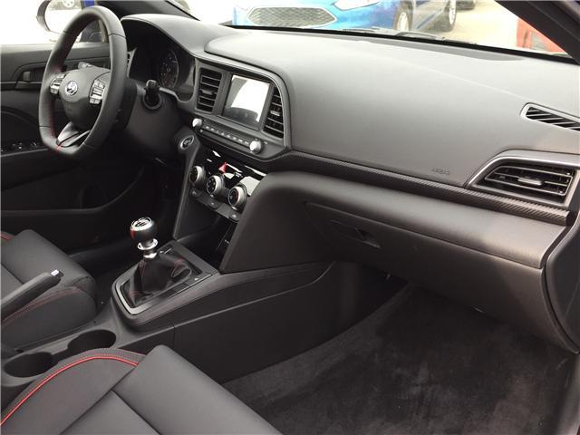 2019 Hyundai Elantra Sport (Stk: 39166) in Saskatoon - Image 16 of 26