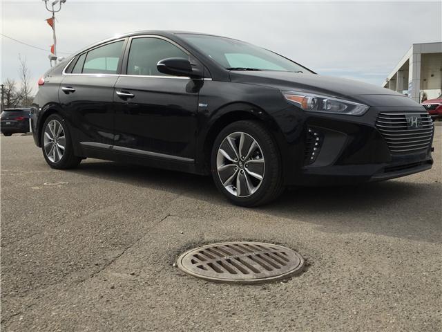 2019 Hyundai Ioniq Hybrid Luxury (Stk: 39125) in Saskatoon - Image 1 of 25