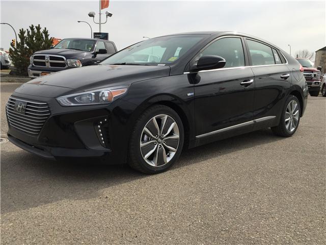 2019 Hyundai Ioniq Hybrid Luxury (Stk: 39125) in Saskatoon - Image 7 of 25