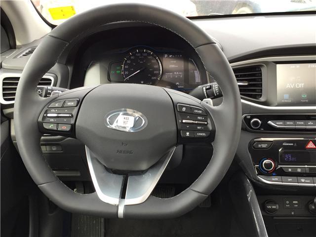 2019 Hyundai Ioniq Hybrid Luxury (Stk: 39125) in Saskatoon - Image 17 of 25