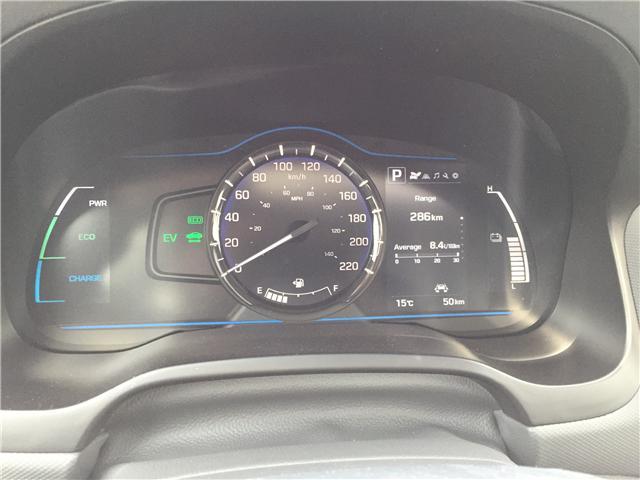 2019 Hyundai Ioniq Hybrid Luxury (Stk: 39125) in Saskatoon - Image 18 of 25