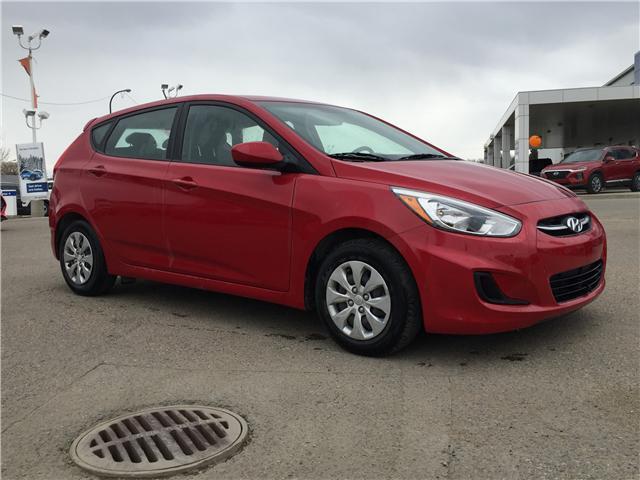 2017 Hyundai Accent GL (Stk: B7326) in Saskatoon - Image 1 of 21