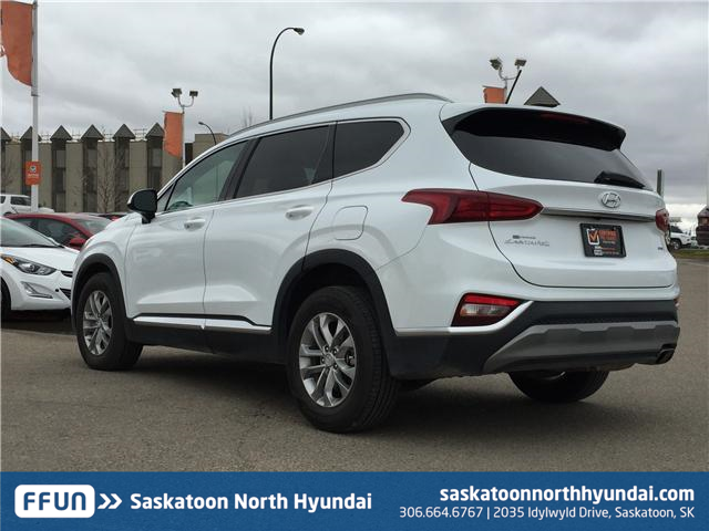 2019 Hyundai Santa Fe ESSENTIAL (Stk: B7310) in Saskatoon - Image 5 of 26