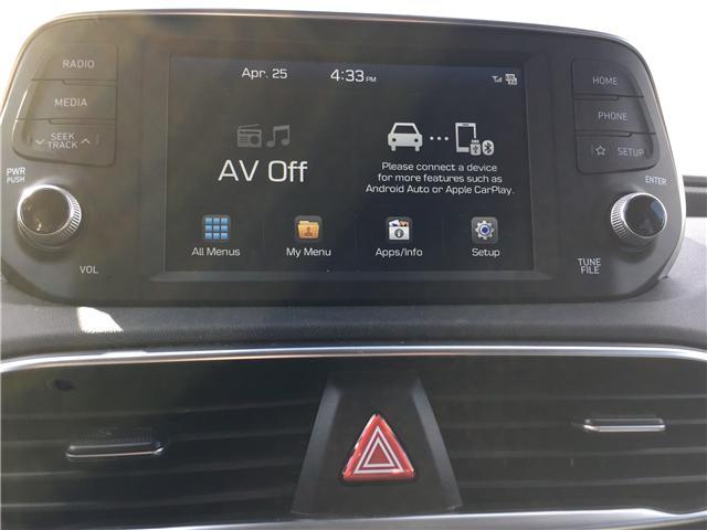 2019 Hyundai Santa Fe Preferred 2.0 (Stk: B7311) in Saskatoon - Image 21 of 26