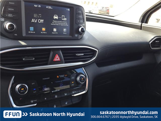 2019 Hyundai Santa Fe Preferred 2.0 (Stk: B7311) in Saskatoon - Image 25 of 26