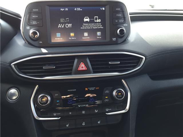 2019 Hyundai Santa Fe Preferred 2.0 (Stk: B7311) in Saskatoon - Image 20 of 26