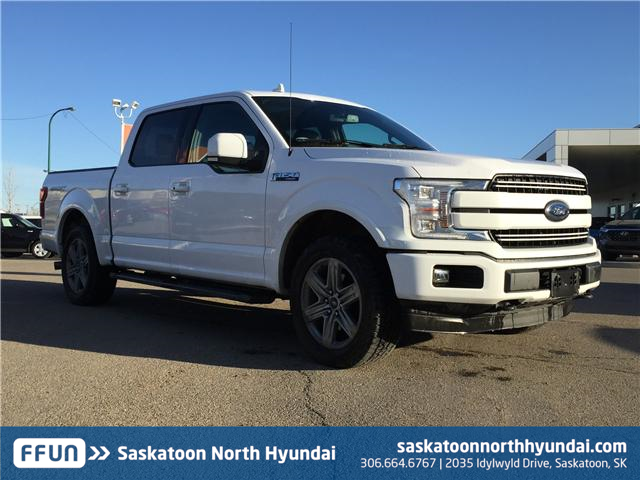 2018 Ford F-150 Lariat 1FTEW1EP1JKC00469 B7286 in Saskatoon