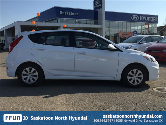 2017 Hyundai Accent GL (Stk: B7324) in Saskatoon - Image 2 of 24