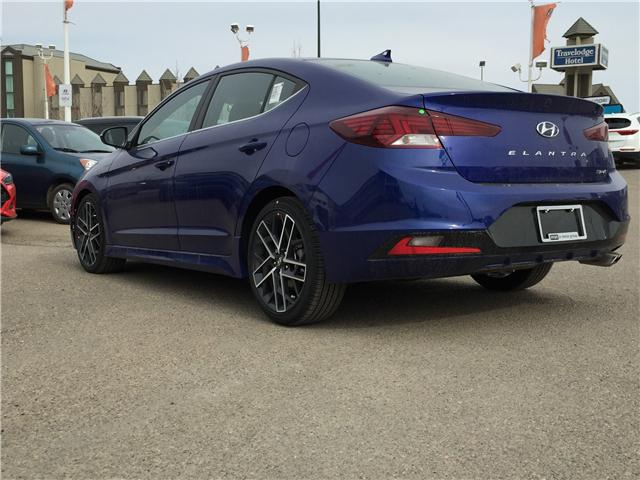 2019 Hyundai Elantra Sport (Stk: 39233) in Saskatoon - Image 5 of 26