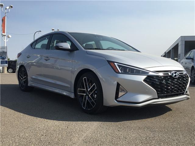 2019 Hyundai Elantra Sport (Stk: 39228) in Saskatoon - Image 1 of 27