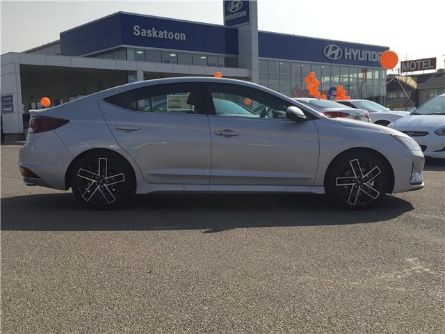 2019 Hyundai Elantra Sport (Stk: 39228) in Saskatoon - Image 2 of 27