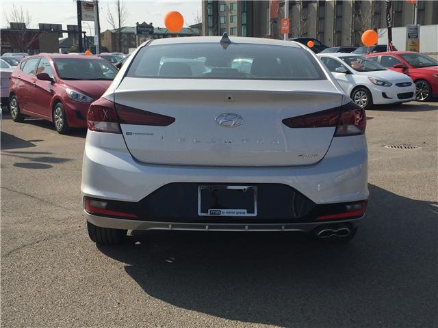 2019 Hyundai Elantra Sport (Stk: 39228) in Saskatoon - Image 4 of 27