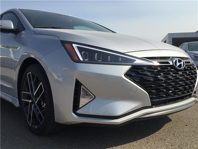 2019 Hyundai Elantra Sport (Stk: 39228) in Saskatoon - Image 10 of 27