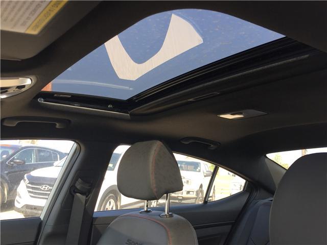 2019 Hyundai Elantra Sport (Stk: 39228) in Saskatoon - Image 15 of 27